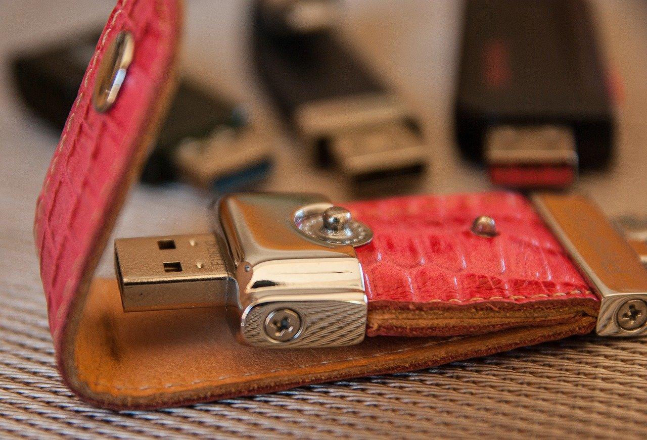 La récupération de données sur une clé USB