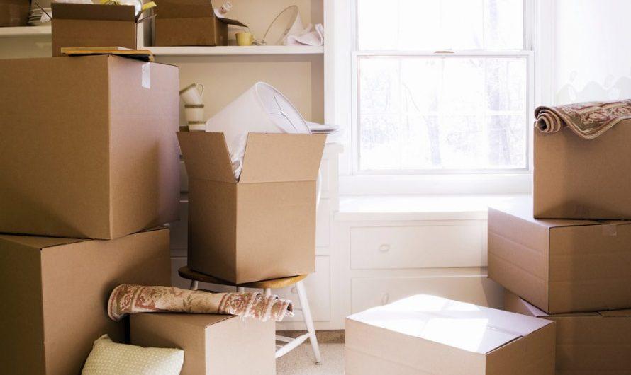 Quels types d'emballage prévoir pour stocker ses biens ?